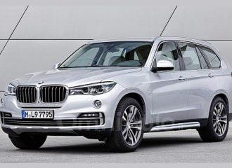 Έρχεται η κορυφαία και υπερπολυτελής BMW X7