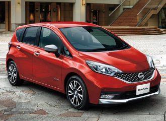 Νέο ηλεκτρικό Nissan Note e-POWER χωρίς να χρειάζεται φόρτιση!