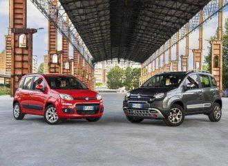 Ανακοινώθηκαν οι τιμές του ανανεωμένου Fiat Panda