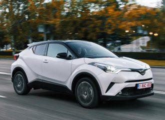 Toyota C-HR: Τιμές, εξοπλισμοί και τεχνικά χαρακτηριστικά
