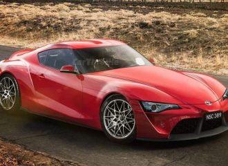 Έτσι θα είναι η νέα, πολυαναμενόμενη, Toyota Supra