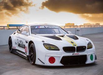 Αγωνιστική BMW M6 GTLM είναι ένα έργο τέχνης!