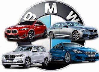 Όλα τα νέα μοντέλα της BMW για το 2017