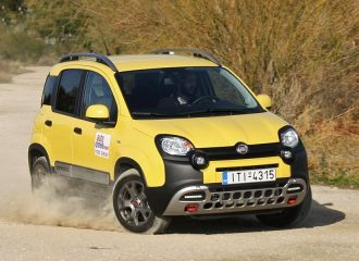 Δοκιμή Fiat Panda Cross 1.3 MTJ 4X4 MY2017