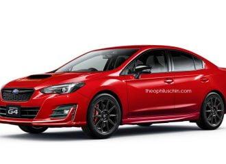 Υβριδικά τα νέα Subaru Impreza WRX και STI;