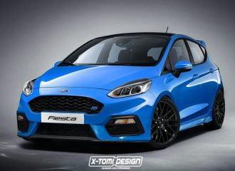 Έτσι θα είναι τα Ford Fiesta ST και RS