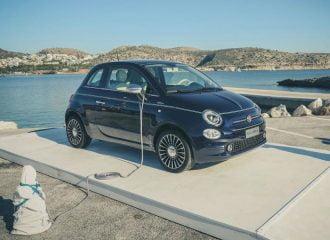 Στην Ελλάδα το συλλεκτικό Fiat 500 Riva