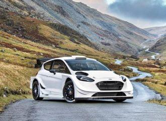 Ford Fiesta έτοιμο για πόλεμο στο WRC