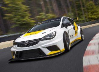 Το μάχιμο Opel Astra TCR των 330 ίππων