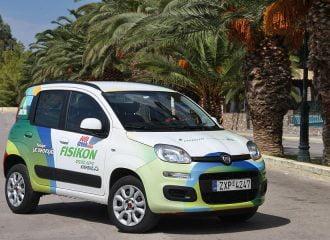 «Κάψαμε» 2,9 ευρώ/100 χλμ. με φυσικό αέριο κίνησης!