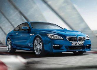 Ανανεωμένη BMW Σειρά 6