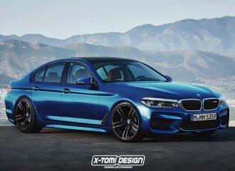 Νέα BMW M5