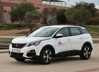 Δοκιμή Peugeot 3008 1.2 PureTech 130 S&S
