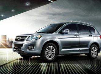 Ένα κινέζικο, όλη η ελληνική αγορά αυτοκινήτου