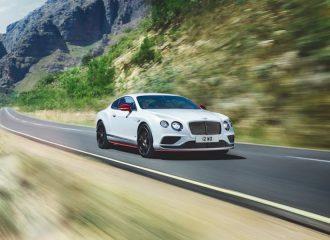 «Μαύρα μαντάτα» για την Bentley Continental GT