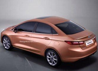 Θα δούμε το νέο Ford Fiesta και σε σεντάν;