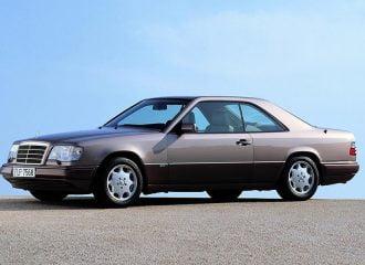 30 χρόνια Mercedes-Benz C 124