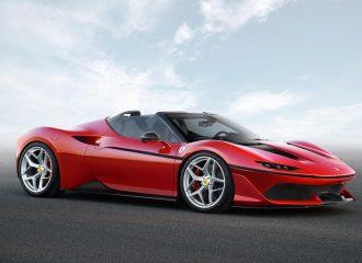 Νέα μοναδική Ferrari J50 για μόνο 10 τυχερούς!