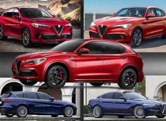 Όλες οι μελλοντικές Alfa Romeo!
