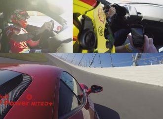 Ο Kimi γλεντάει τη Ferrari 488 GTB (+video)