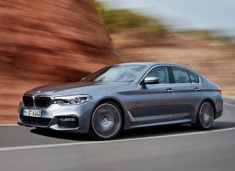 Νέα BMW Σειρά 5