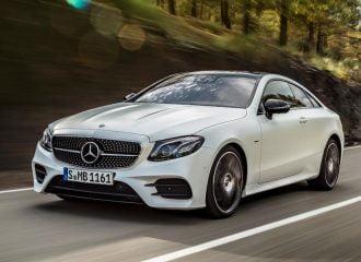Νέα σπορ και στιλάτη Mercedes E-Class Coupe (+video)