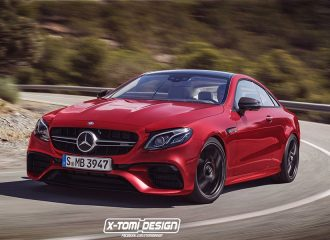 Mercedes–AMG E63 Coupe: Το αντίπαλο δέος της BMW M6