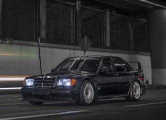 Mercedes-Benz 190 Evolution II στο σφυρί