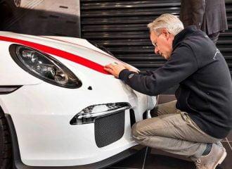 O Pagani πήρε την Porsche…