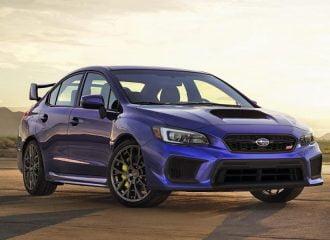 Με πολλές αλλαγές τα Subaru WRX και WRX STI