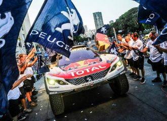 Θρίαμβος για την Peugeot και το 3008 DKR στο ράλι Ντακάρ