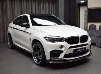 Βελτιωμένη BMW X6 M με… λίγο απ'όλα!