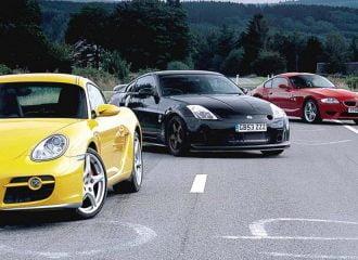 BMW-Nissan-Porsche: Τα απαγορευμένα αυτοκίνητά τους…