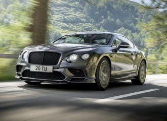 Νέα Bentley Continental Supersports με 710 ίππους!