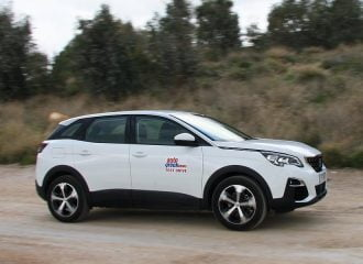 Αύξηση πωλήσεων 11,5% για την Peugeot στην Ελλάδα το 2016