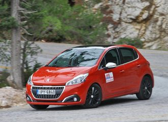 Δοκιμή Peugeot 208 1.2 PureTech 110 EAT6