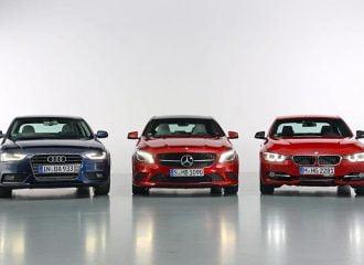 Audi, BMW ή Mercedes; Ποια τερμάτισε πρώτη το 2016;