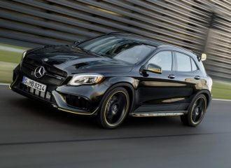 Ανανέωση για τη Mercedes-AMG GLA 45