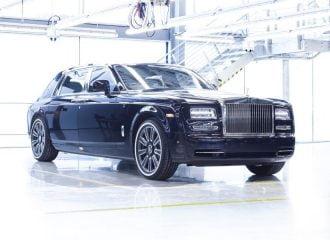 Μοναδική πολυτέλεια για την τελευταία Rolls-Royce Phantom