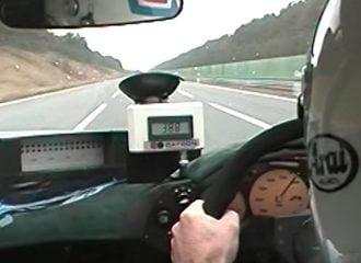 Έτσι έκανε το ρεκόρ ταχύτητας 388 χλμ./ώρα η McLaren F1 (+video)