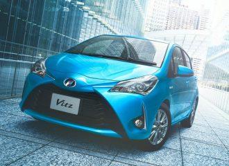 Νέες εικόνες από το ανανεωμένο Toyota Yaris (+video)