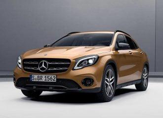 Πρώτο special πακέτο για την νέα Mercedes GLA