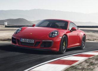 Με 450 ίππους η νέα Porsche 911 GTS!
