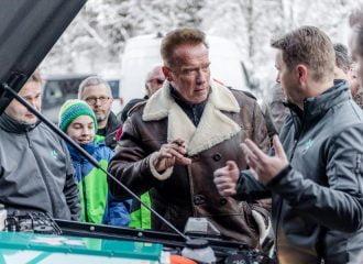 Το βενζινοκίνητο που… εξολόθρευσε ο Schwarzenegger (+video)