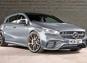 Η νέα Mercedes-AMG A 45 θα είναι ακόμη πιο ισχυρή
