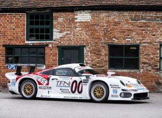 Πωλείται μια super αγωνιστική Porsche 911 GT1 για το δρόμο!