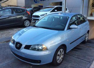SEAT Ibiza 1.4 101 hp με 2.990 ευρώ και λίγα χιλιόμετρα