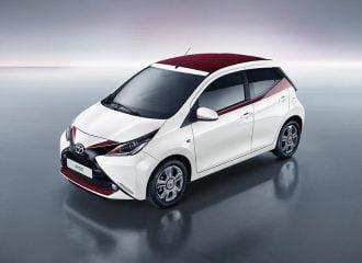 Νέο Toyota Aygo x-pose σε 1.500 μόνο μονάδες