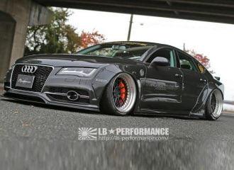 Υπερτούμπανο Audi A7 Sportback