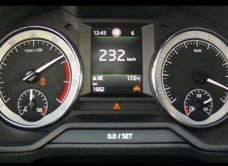 0-230 χλμ./ώρα με νέα Skoda Octavia 1.8 TSI 4×4